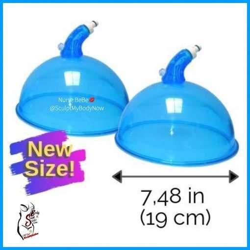 Mega XL Butt Lifting Cups
